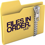 Files In Order Logo