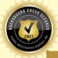 background Check Logo